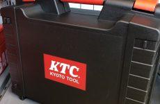 持ち運びラクラク!KTC工具セット